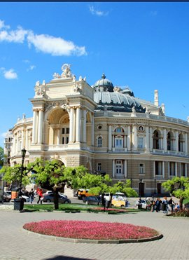 About Odessa